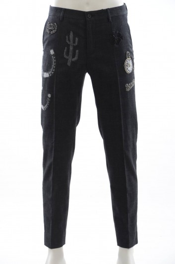 Dolce & Gabbana Men Trousers - G6OWEZ FQ3D2