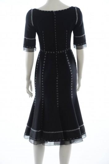 Dolce & Gabbana Vestido Medio Mujer - F64X8T FUCDT