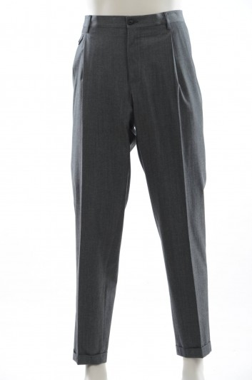 Dolce & Gabbana Men Trousers - GY25ET FU3ND