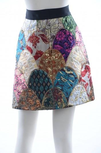 Dolce & Gabbana Minifalda Mujer - F4A5MT GDG91