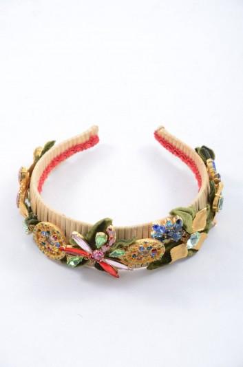 Dolce & Gabbana Women Jewel Headband - WHI6M1 W0001