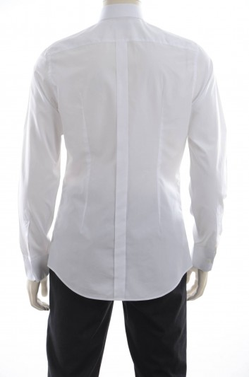 Dolce & Gabbana Men Long Sleeve Shirt - G5EJ1T FUEAJ
