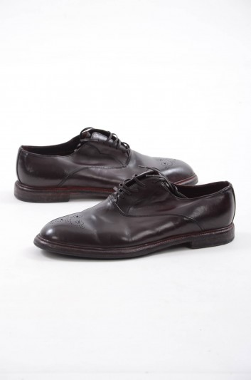 Dolce & Gabbana Men Oxford Shoes - A20021 A1828
