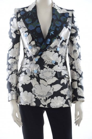 Dolce & Gabbana Printed Women Blazer - F290IT FJM5Z