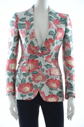 Dolce & Gabbana Americana Estampada Mujer - F299HT FJM5Z