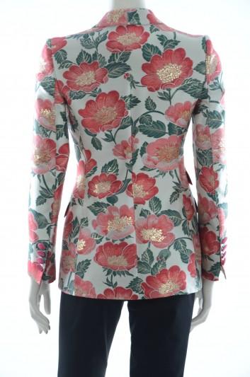 Dolce & Gabbana Printed Women Blazer - F299HT FJM5Z