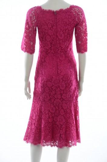 Dolce & Gabbana Vestido Medio Mujer - F6VC0T HLMHW