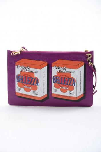 Dolce & Gabbana Bolso Mediano De Piel Mujer - BB6492 AS926