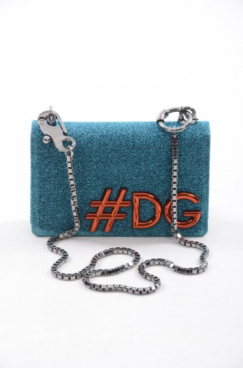 Dolce & Gabbana Women Small Leather Shoulder Bag - BB6498 AH915