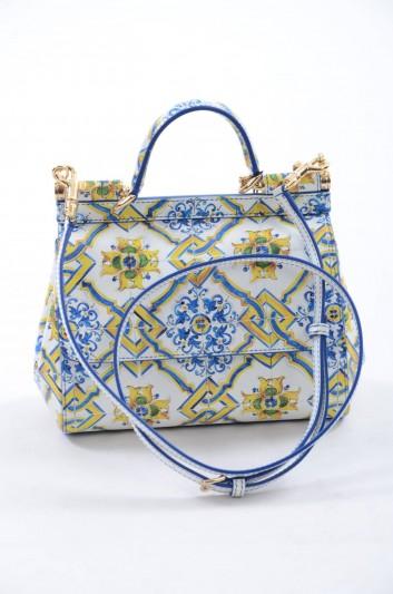 Dolce & Gabbana Bolso Pequeño Sicily Mujer - BB6003 B5348