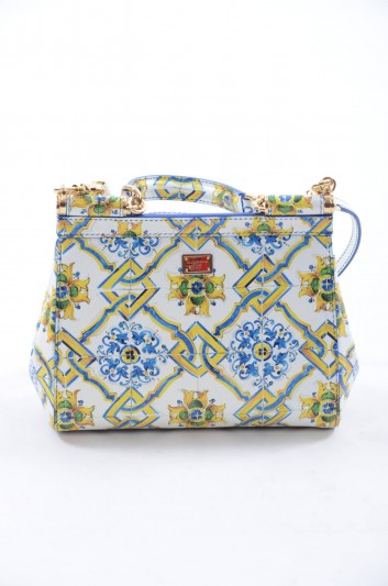 Dolce & Gabbana Women Sicily Mini Bag - BB6003 B5348