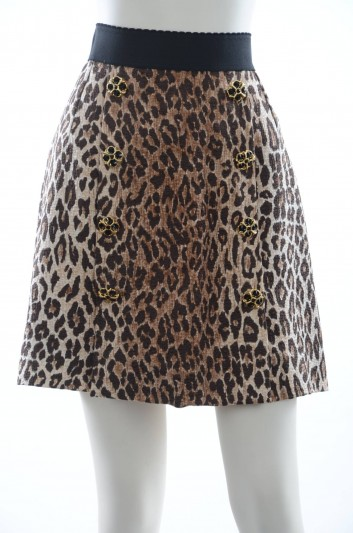 Dolce & Gabbana Women Mini Skirt - I4F58W FSMMA