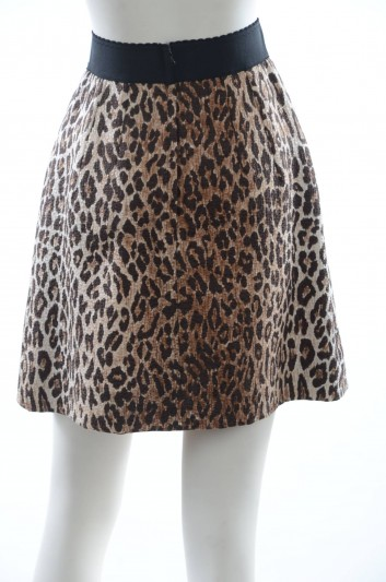 Dolce & Gabbana Minifalda Mujer - I4F58W FSMMA