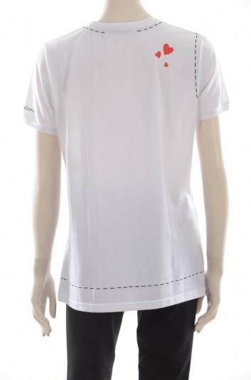 Dolce & Gabbana Women T-Shirt - F8J72Z FU7EQ