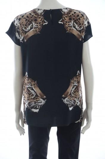 Dolce & Gabbana Women Silk Top - F7M94T FPAZM