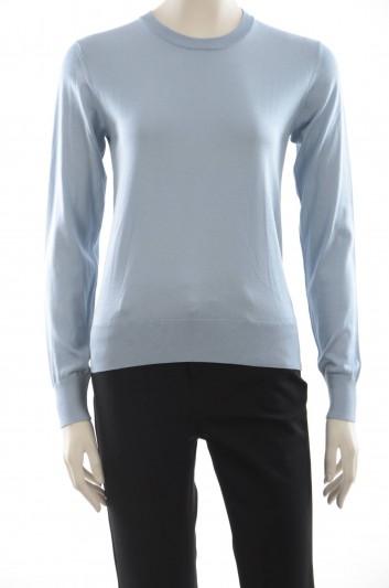 Dolce & Gabbana Women Silk Pullover - FX005T JASCG