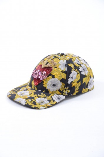 Dolce & Gabbana Women Embroided Hat - FH360Z FJM5I