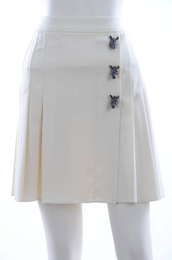 Dolce & Gabbana Women Short Skirt - F4BDDT FUBCU