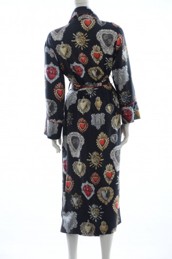 Dolce & Gabbana Women Silk Nightgown - F0R74T HS1R3