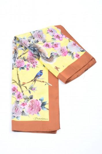 Dolce & Gabbana Foulard Seda Mujer - FN090R GDJ77