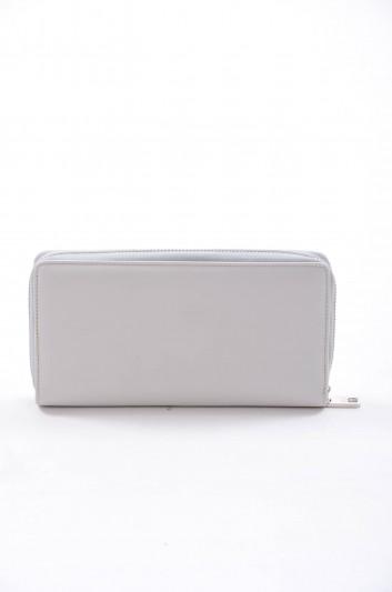 Dolce & Gabbana Leather Zip Around Wallet - BP1672 AC954
