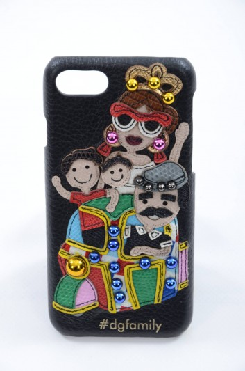 Dolce & Gabbana Funda iPhone 7-8 - BI2237 AI072