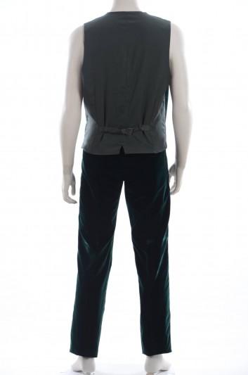 Dolce & Gabbana Men Pants and Waistcoat - G1VIMZ FUVG7