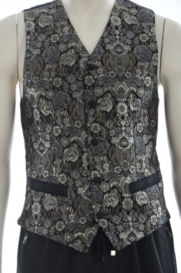 Dolce & Gabbana Men Waistcoat - G700ST FJM9R