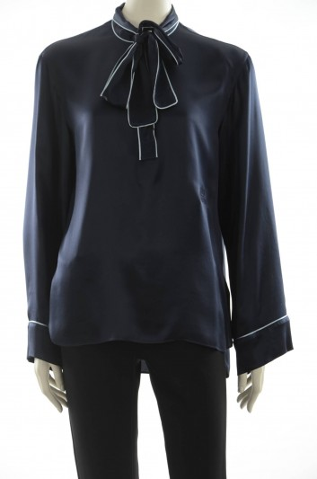 Dolce & Gabbana Women Silk Blouse - F72K0Z GD12T