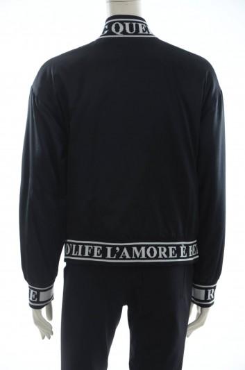 Dolce & Gabbana Women Silk Bomber Jacket - F9C49Z FUMHW