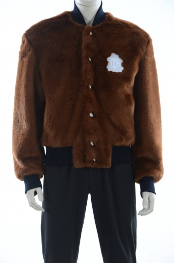 Dolce & Gabbana Men Furry Jacket - G9PS7Z G7TZO