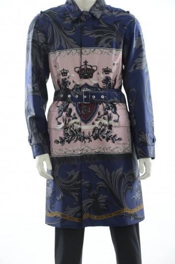Dolce & Gabbana Gabardina Seda Hombre - G000HT HH1EG