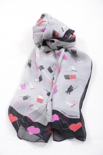 Dolce & Gabbana Women Silk Foulard - FS182A GD821