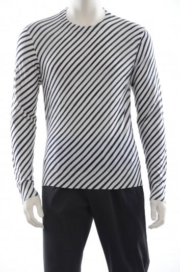 Dolce & Gabbana Men Silk Pullover - GN057K F66AQ