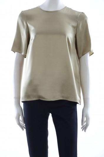 Dolce & Gabbana Women Silk Top - F7R37T FU1A7