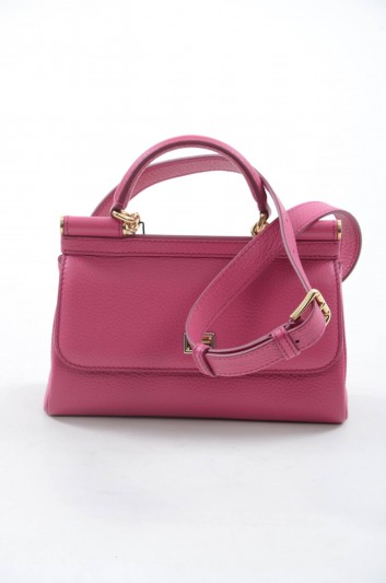 Dolce & Gabbana Women Sicily Leather Waist Bag - BB6538 A8034