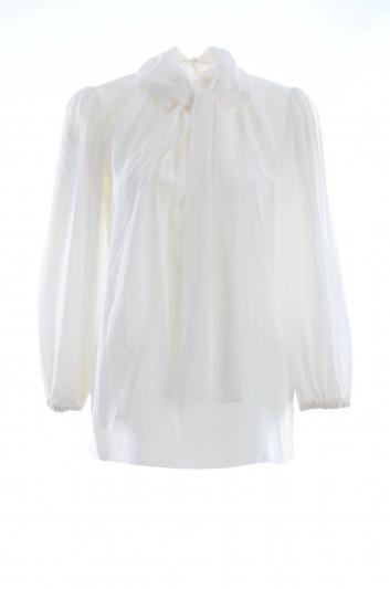 Dolce & Gabbana Women Silk Blouse - F7Z54T FU1HS